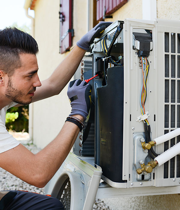 Confederate Heating and Air Conditioning provides expert service and repair to all makes and models of heating and cooling systems.